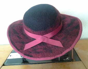 Merino wool felt Hat
