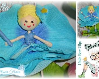 """Flower Fairy Doll ~ """"Ella"""""""