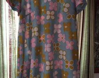 Vinatge dress polyester