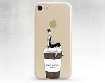 Iphone 7 Plus Case Louis Vuitton Iphone 6 Case Chanel Iphone 7 Louis Vuitton Case Clear Case Iphone 6s Plus Louis Vuitton Phone Case S8 Case