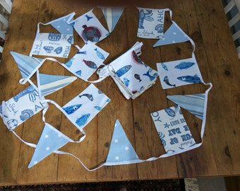 Nautical Bunting 7.62 metres. (25 ft)