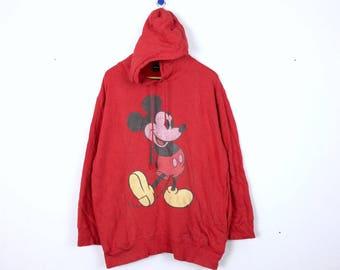 /Minnie de sudadera con capucha Mickey Mouse Vintage camisa /Disney suéter /Vintage camiseta Mickey Mickey Mouse/Vintage