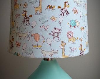 Fun animal lamp
