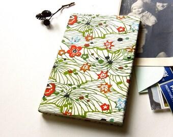 "Address book ""Flower box"" Katazomeshi"