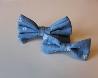 Florence Dog Bow Tie