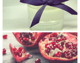 Black Pomegranate Reed Diffuser