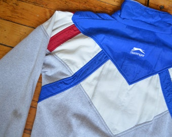 Vintage 80s/90s Slazenger International Zip-Up Jacket/Sweatshirt!