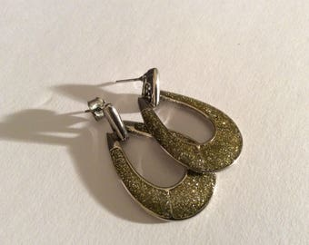 Sparkly Dangle Earrings