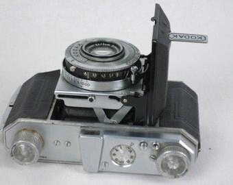 KODAK RETINA 1, type 010, 35mm viewfinder camera, ca. 1947
