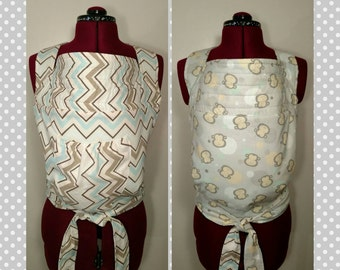 Reversible Mei Tai Baby Carrier (Free Shipping)