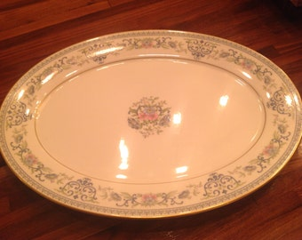 "Oxford Fontaine 16"" Serving Platter"