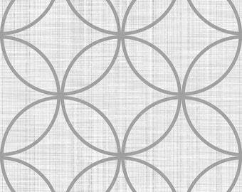 """Fabric Remnant - Linen Luxe - Cotton - Spoonflower Fabrics - 15""""x42"""""""
