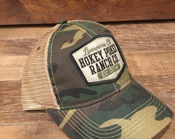 Hokey Pokey Patch Youth/Ladies Hat