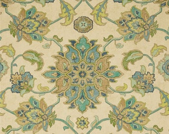 Brooklyn Ocean - Magnolia Home Fashions - Upholstery Designer Fabric By The Yard