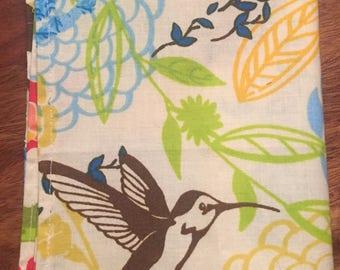 Bird pocket square