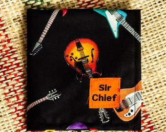 Rock n Roll - Handkerchief / Pocket Square