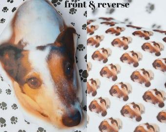 Custom Pet Pillow - Custom Pet Photo Pillow - Photo Dog Pillow - Personalized Pillow - Pet Portrait - Pet Pillow - Pet Memorial - Dog Pillow