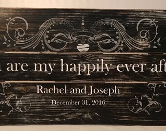 Happily Ever After Pallet
