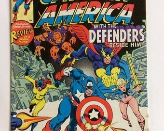 VINTAGE Captain America # 268 ( Marvel Comics) April 1982 RARE