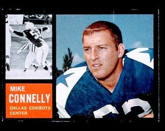 Vintage 1962 Topps #44 Mike Connelly RC