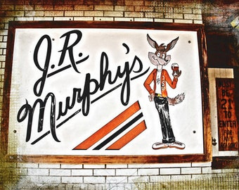 Oklahoma State University JR Murphy's-(image is horizontal)