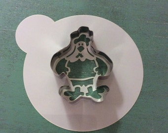 Cookie cutter and stencil set- rooster