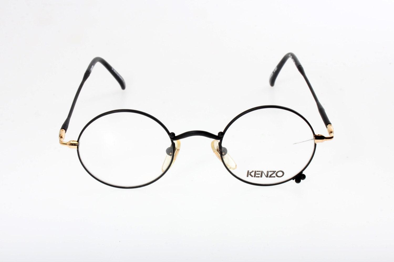 324358be6e Kenzo round vintage glasses