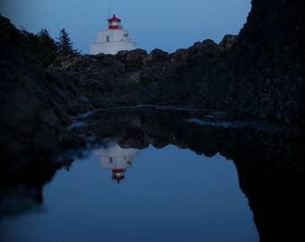 Amphitrite Lighthouse, Photography, Home Decor, lighthouse Wall Art, Art-Print, Fine Art Print, Lighthouse Picture, Lighthouse Art,