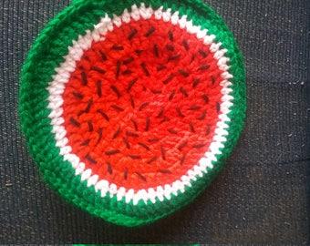 Summertime Watermelon Hotpad