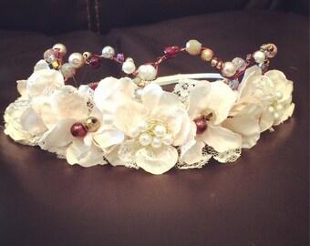 Sophia Flower Crown