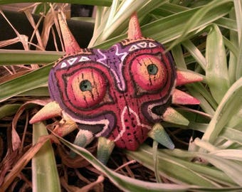 Mask of Majora wooden