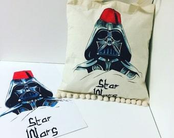 Tote bag Dark Vador Star Wars