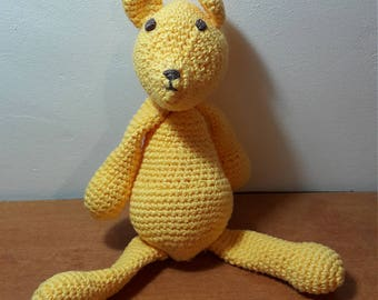 Matheo yellow bear