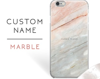 iPhone 7 case Marble iPhone 7 plus case Personalized iPhone 6s case Pretty iPhone 6 plus case Pink iPhone case iPhone 6,5s,6s plus case 130