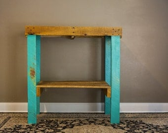Reclaimed Recycled Wood Pallet Table