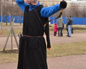 Medieval Men's Garde-corp (13-14c Europe)/Мужской гардкоп (13-14вв, Европа)