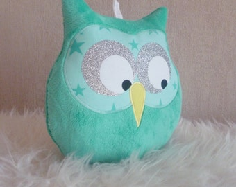 cushion OWL Don Green