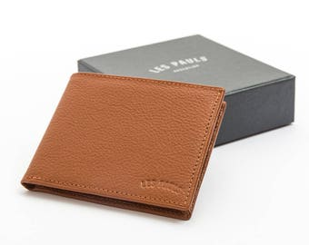 Leather Wallet / Brown