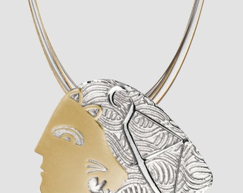 Diana collection pendants - Design by Milton Glaser