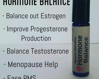 Hormone Balance Serum, Menopause, PMS