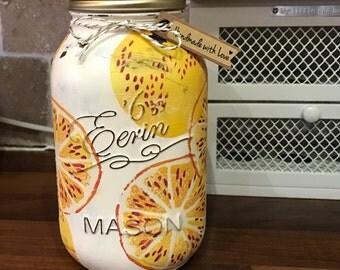 Mason Jar Kilner Jar Hand made Marmalade