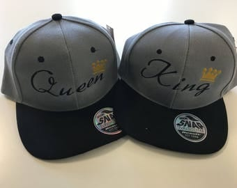 King & Queen Snapback
