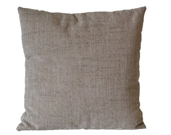SAND PILLOW-COVER, Upholstery fabric, 50x50 cm/ 19,7 inch, for decorative pillow