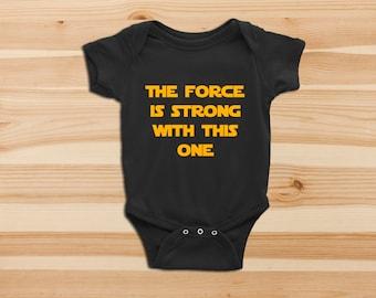 Baby bodysuit Star Wars Jedi