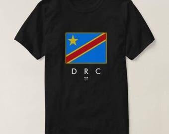 UProSquad Black DRC T Shirt