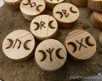 Rune set ~ Moon runes ~.