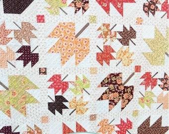 Maple Sky Quilt Pattern