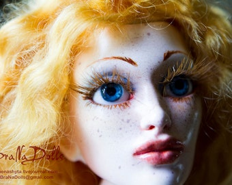 BJD doll eyes 12 mm diameter.