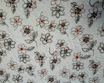 "52"" width, floral lace material,  accent polyester, acrylic embossed fabric, stretched fabric, puffed lace, lace fabric, net, lacey"