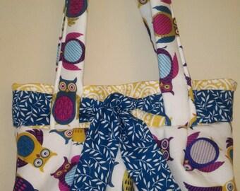 Owl Handbag, Owl Purse